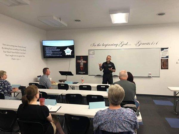chaplain-training